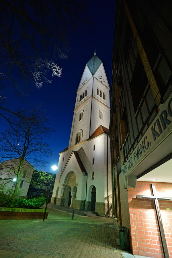 Christuskirche in Gladbeck